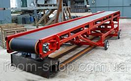 Ленточный транспортер (конвейер) ширина 500 мм длинна 4 м., фото 3
