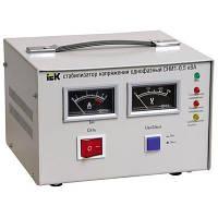Стабилизатор напряжения СНИ1-1,5 кВА однофазовый ИЭК