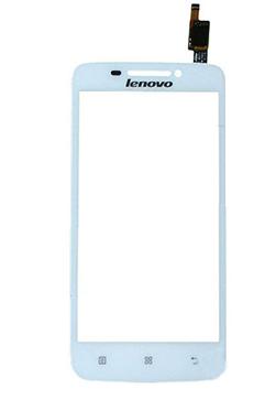 Сенсор (Touch screen) Lenovo S650 белый