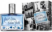 Мужские ароматы Donna Karan DKNY Love From New York For Men