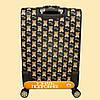 Дорожный чемодан из искусственной кожи, фото 4