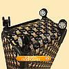 Дорожный чемодан из искусственной кожи, фото 5