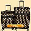 Дорожный чемодан из искусственной кожи, фото 6