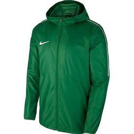 Куртки та жилетки чоловічі TEAM-каталог M NK DRY PARK18 RN JKT W(02-13-10-01) L