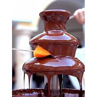 Шоколадный фонтан красный для детских праздников и фуршетов ARIETE 2962, фото 1