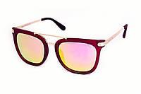 Брендовые солнцезащитные очки  (9649-136)