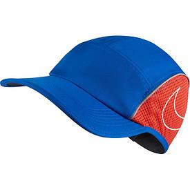 Шапки, бейсболки Nike AeroBill Run Cap 848377-452(02-15-08-01)
