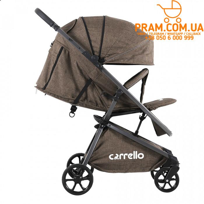 Прогулочная коляска Carrello Magia CRL-10401 Коричневый