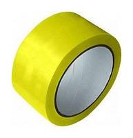 Скотч упаковочный желтый - 48 мм × 50 м