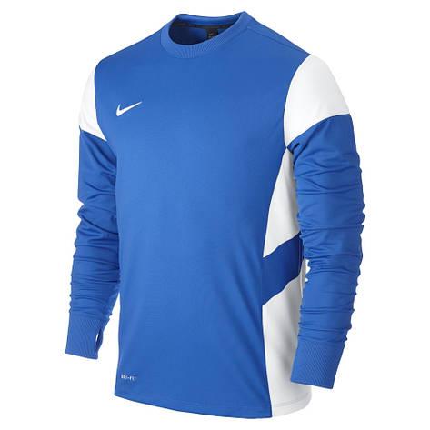 Кофти та светри чоловічі TEAM-каталог Cвитер тренировочный Nike LS Academy 14 Midlayer 588471-463(05-05-11-02) S, фото 2
