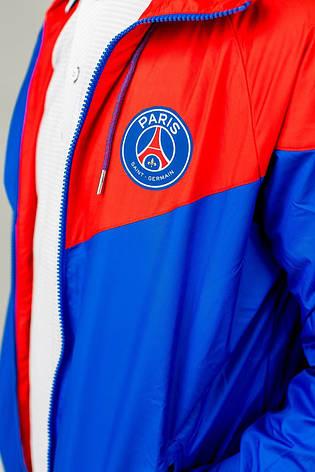 Куртки та жилетки PSG M NSW WR WVN AUT(02-13-15-03) M, фото 2