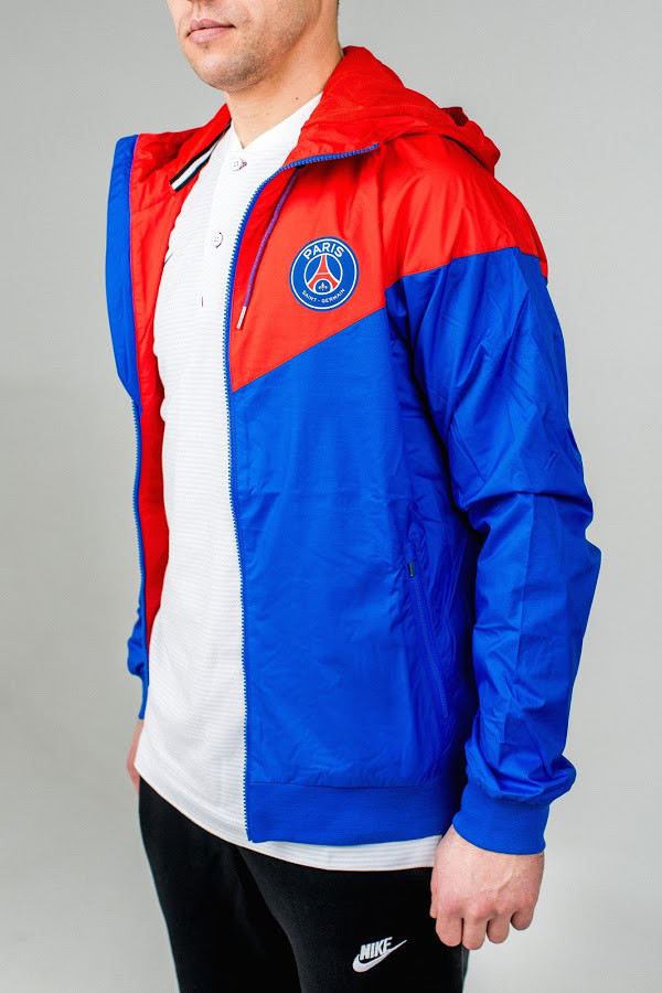 Куртки та жилетки PSG M NSW WR WVN AUT(02-13-15-03) M