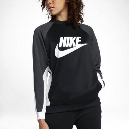Кофти та светри Women's Nike Sportswear Crew 882903-010 (02-05-06-01) L