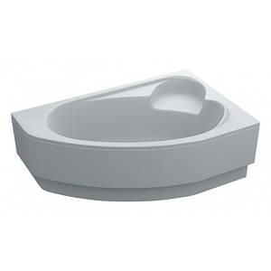 Ванна 170х110 акрилова LEONI ПРАВА + панель та ніжки