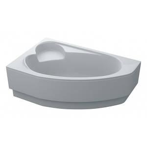 Ванна 170х110 акрилова LEONI ЛІВА + панель та ніжки