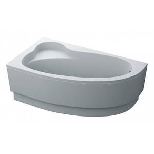 Ванна 160х90 акрилова GLORIA ЛІВА + панель + ніжки