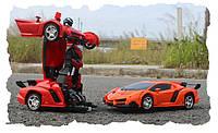 Радиоуправляемая машинка Трансформер Robot Car, фото 1