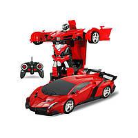 Машинка на радиоуправлении robot car, фото 1