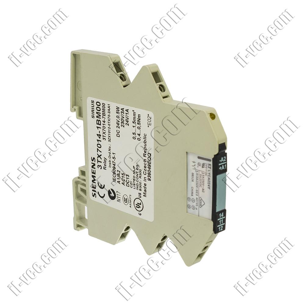 Реле Siemens 3TX7014-1BM00, 24VDC