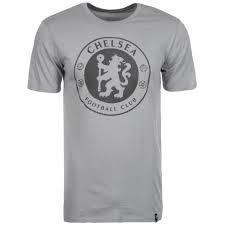 Майки та футболки Nike FC Chelsea Crest Tee 911205-012(05-02-02-04) M