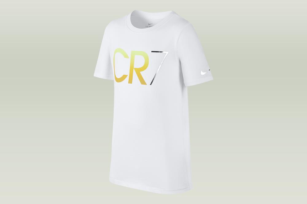 Майки та футболки Nike CR7 Ronaldo Y 841786-100(02-11-05-04) M