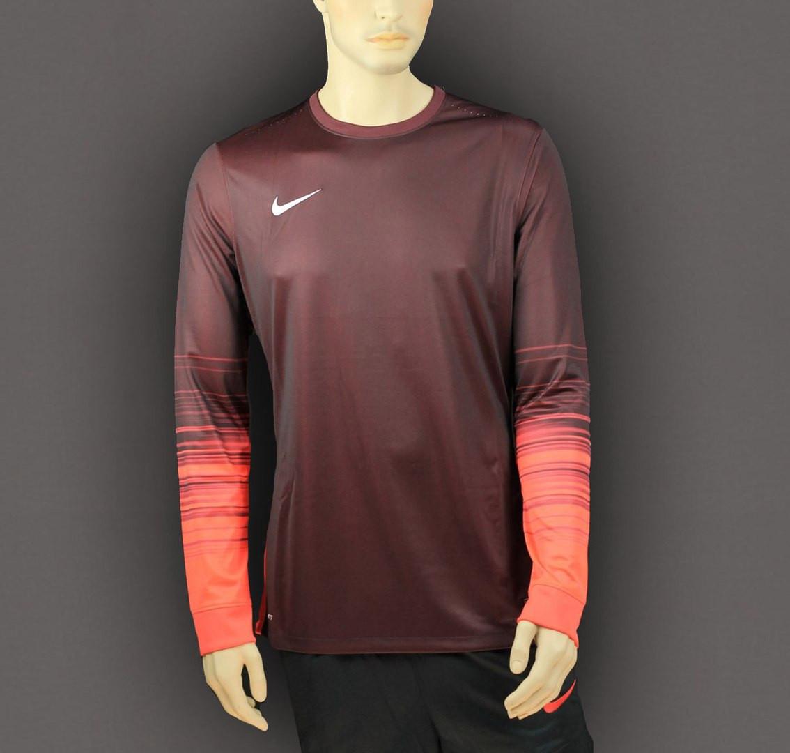 Футболки мужские TEAM-каталог Футболка Nike CLUB GEN LS GK P JSY 678164-634(05-04-03-03) XL