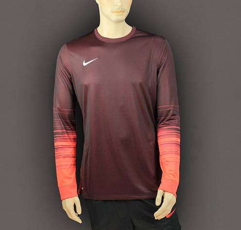 Футболки чоловічі TEAM-каталог Футболка Nike CLUB GEN LS GK P JSY 678164-634(05-01-03-01) XL, фото 2