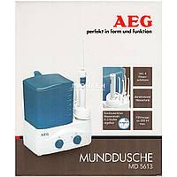 Душ для полости рта AEG MD 5613 ирригатор Германия