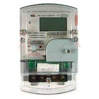 НИК 2102-01.Е2МСТР1 220В (5-60)А с радиомодулем (ZigBee), с реле упр. нагрузкой