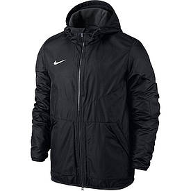 Куртки детские TEAM-каталог Куртка Nike Team Fall Jacket 645905-010 JR(02-06-05-01) XS