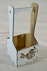 Корзинка из двп упаковка для подарков