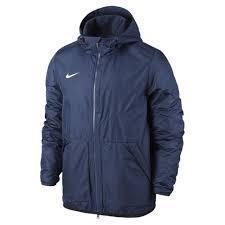 Куртки детские TEAM-каталог Куртка дитяча утеплена Nike JR Team Fall Jacket 645905-451(02-06-05-02) 164 см
