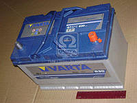 Аккумулятор   95Ah-12v VARTA BD(G7) (306х173х225),R,EN830 Азия