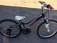 "Б/У Велосипед Trek MT-220"" Girls blk 21-sp (2014), фото 1"