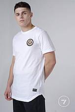 Майки та футболки M NK FC TEE FLAG CREST(05-02-03-02) XL, фото 3