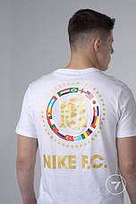 Майки та футболки M NK FC TEE FLAG CREST(05-02-03-02) XL, фото 2