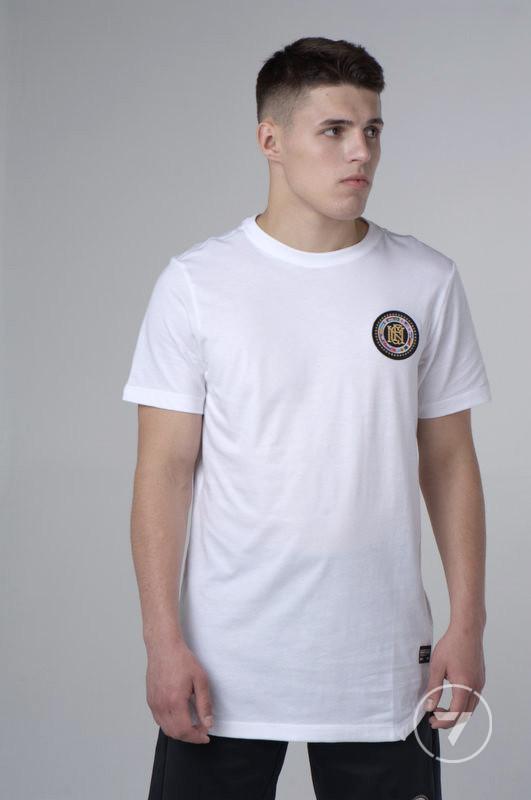 Майки та футболки M NK FC TEE FLAG CREST(05-02-03-02) XL