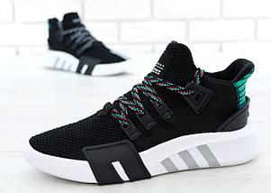 Мужские кроссовки Adidas EQT Bask Running Support ADV, фото 3