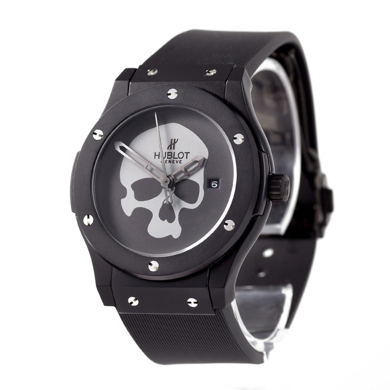 2a144445 Мужские наручные часы Hublot Skull Bang , цена 249 грн., купить в ...