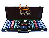 Набор для покера 500 фишек без номинала
