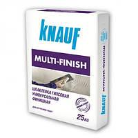 Knauf Мульти-Финиш шпаклевка гипсовая, 25 кг