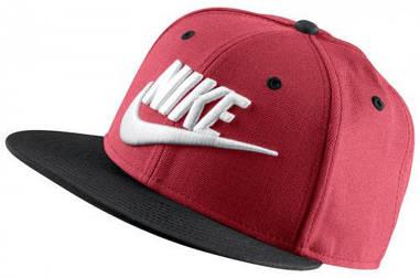 Шапки, бейсболки Бейсболка Nike FUTURA TRUE 584169-659(02-15-08-02)