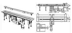 Душевой лоток VIEGA Advantix Vario (комплект) 704360 глянцевый, 30-120 см, фото 2