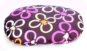 Подушка Imac Milu для собак, текстиль, 66х48х10 см