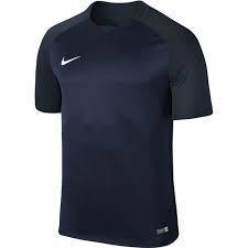 Футболки дитячі TEAM-каталог футболка Y NK DRY TROPHY III JSY SS(02-11-05-01) L