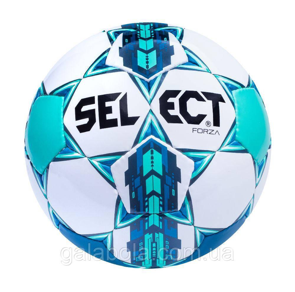 Мяч футбольный для детей SELECT FORZA (размер 5)