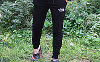 Штаны мужские спортивные черные легкие  (реплика)
