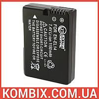 Aккумулятор Nikon EN-EL14 - Chip | Extradigital для Nikon D3100, D3200, D5100, D5300, D3300, фото 1