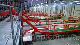 Ленточный конвейер (навантажувач) ширина 800 мм длинна 9 м., фото 3