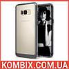 Чехол для SAMSUNG Galaxy S8 Smoke Black - Ringke Fusion